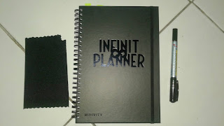 Infinit Planner By Hitivity