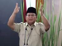 Prabowo Tanya 'Kenapa Orang Takut Ganti Presiden' Eh Malah Dijawab Sendiri Begini