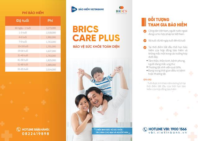 VBI - BRICS CARE PLUS