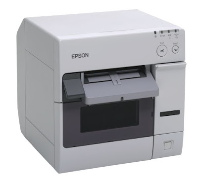 C3400 Label Printer