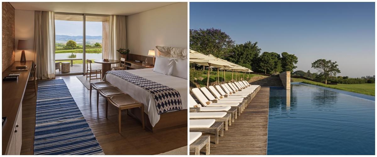 Porto feliz Hotel: Hotel Fasano Boa Vista
