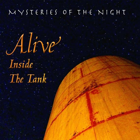"""""""Alive Inside the Tank"""", una experiencia espiritual entre el sonido y la vibración."""