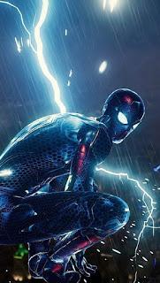 Papel de parede vingadores Homem aranha