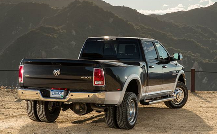 2016 Dodge Ram 3500 Diesel Dually
