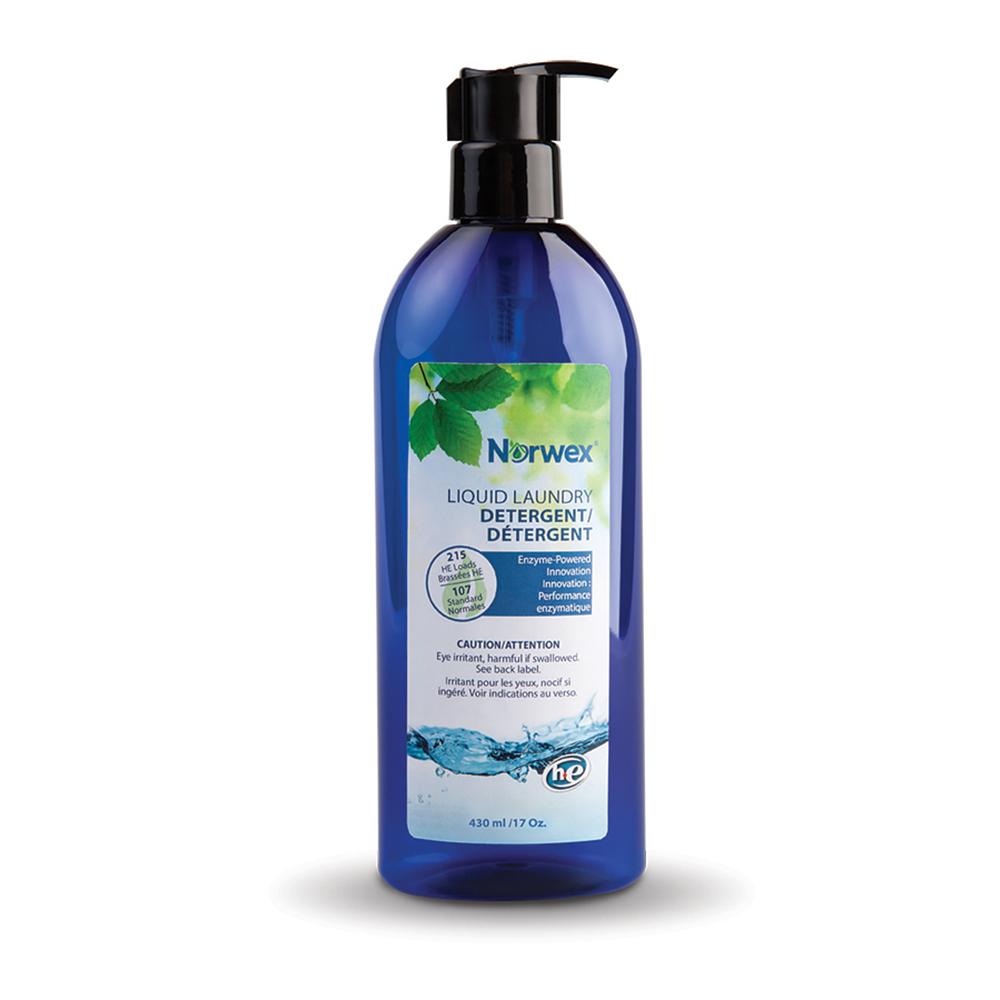 Wash Clothes Liquid Detergent: Norwex Independent Sales Consultant