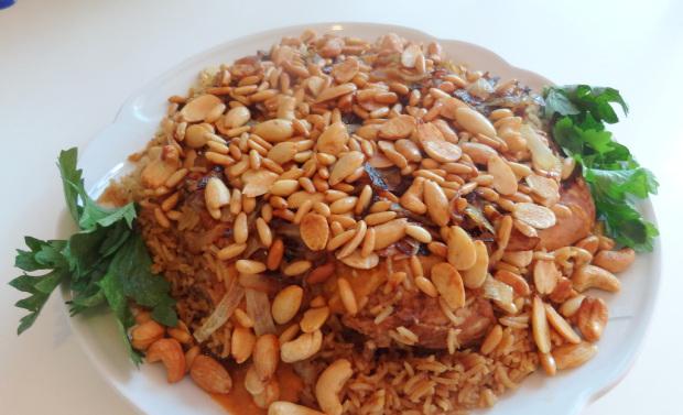Kabsse ( Chicken With Rice – Arabian Gulf Way)