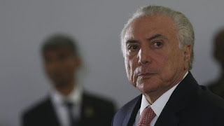 Ex-presidente Michel Temer é preso em São Paulo