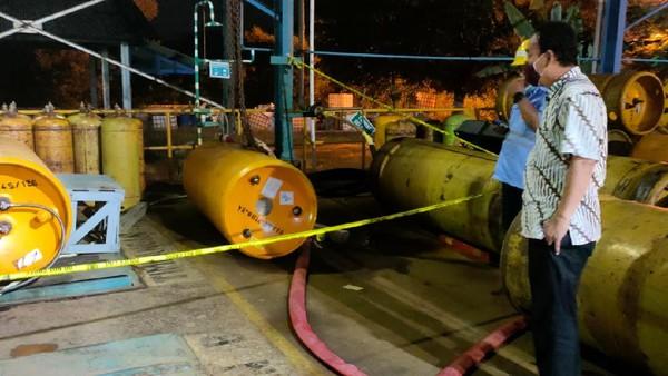 102 Orang Keracunan, DLHK Karawang Ungkap Penyebab Gas Bocor