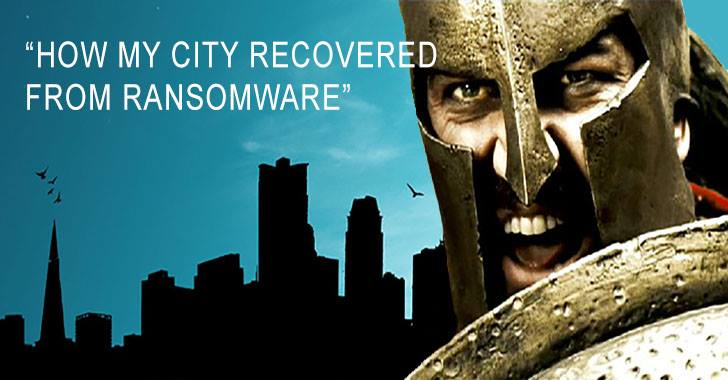How A Drive-by Download Attack Locked Down Data of this City for 4 Days