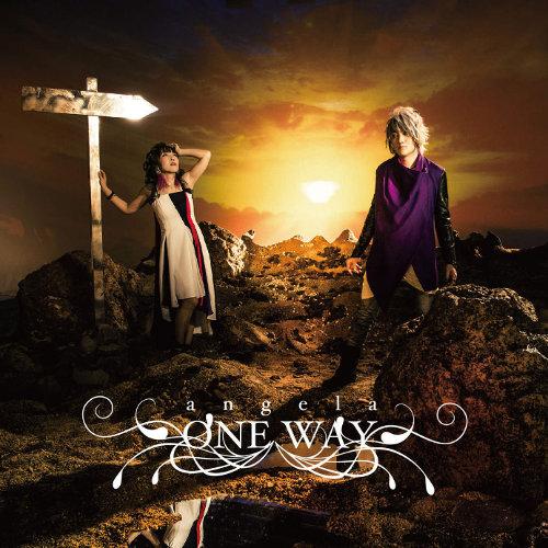 angela - ONE WAY