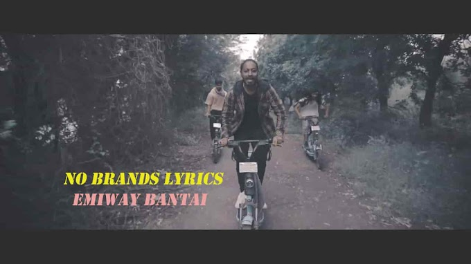 No Brands Lyrics - Emiway Bantai | Music Lyrics Villa