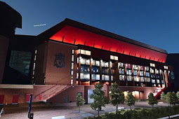 New Anfield Stadium with Exterior For - PES 2020