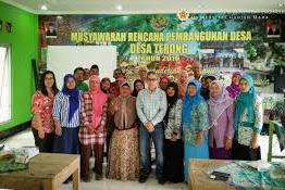 Profil Perpustakaan Desa Sari Ilmu, Desa Terong, Bantul Yogyakarta