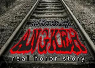 """Viral Spoiler REAL HOROR STORY """"Rel Kereta Api Angker"""""""