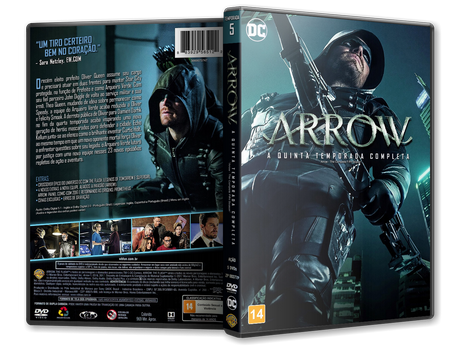 Arrow: A Quinta Temporada Completa
