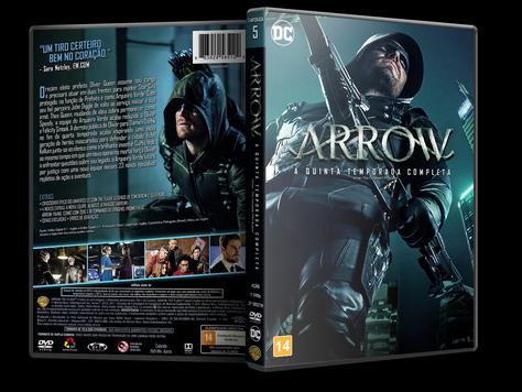 Arrow: A Quinta Temporada Completa