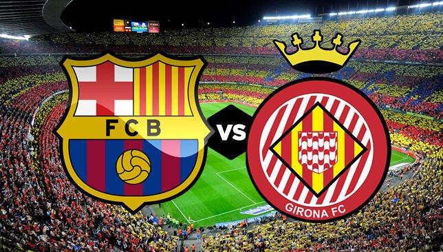 مباراة برشلونة وجيرونا اليوم