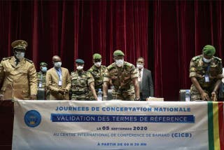 Mali military proposes 2-year monitored transition government