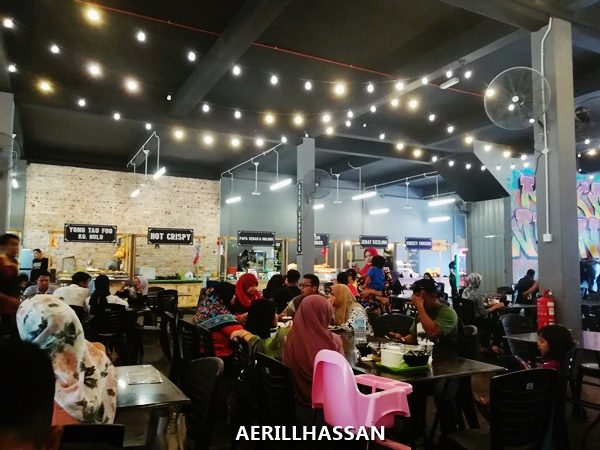 Cendol Kampung Hulu, Melaka