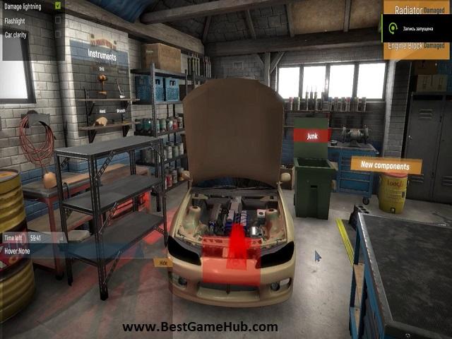 Garage Master 2018 With Crack Download Free