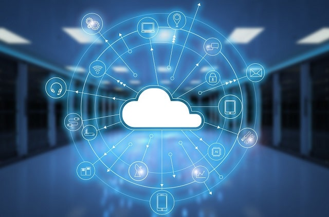 what is cloud infrastructure cloud computing