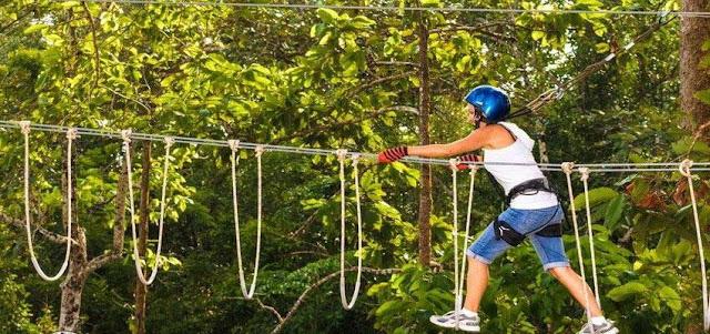 Krabi Fun Park Zipline Adventure
