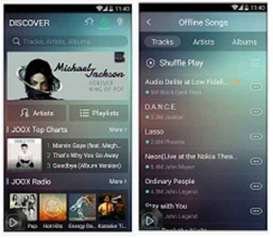 10 Aplikasi Pemutar Musik Online Tercanggih Di Android Purtekno Com