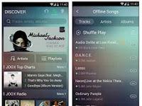 10 Aplikasi Pemutar Musik Online Tercanggih di Android