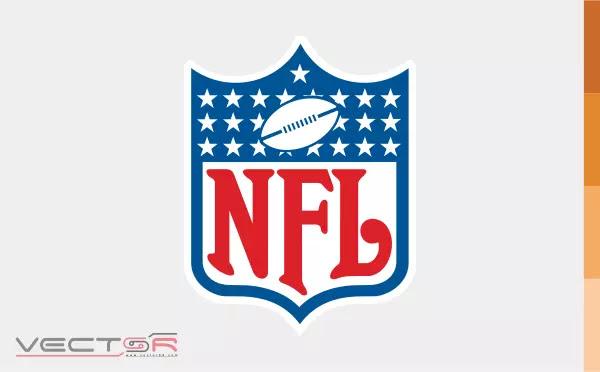 National Football League (NFL) (1984) Logo - Download Vector File AI (Adobe Illustrator)
