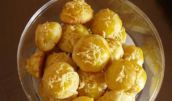 Resep Kue Lebaran Kacang Keju Tanpa Oven