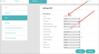 How To Change Your Jiofi Device Name And Password