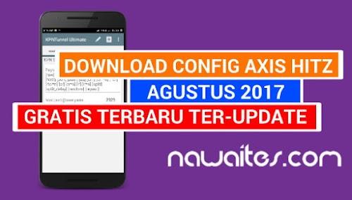 Config KPN AXIS HITZ SpeedWuzz Terbaru Gratis Agustus 2017