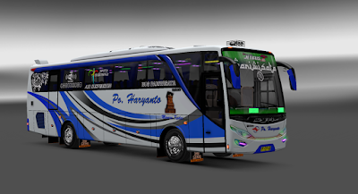 Livery & Alpha Haryanto For EP3