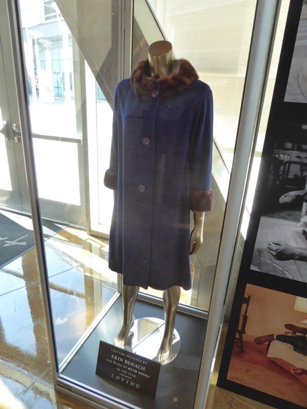 Ruth Negga Mildred Loving film costume