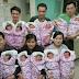 Gempar Lahir Bayi Kembar 12, Hanya Seorang Saja Dibesarkan Tetapi Yang Lain Dipertimbangkan