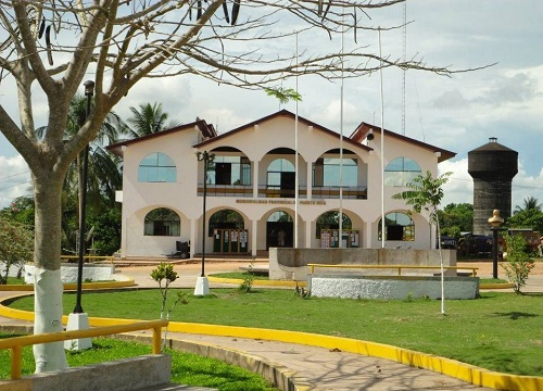 Municipalidad Provincial de Puerto Inca