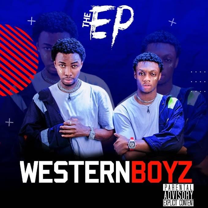 WesternBoyz - Broken EP