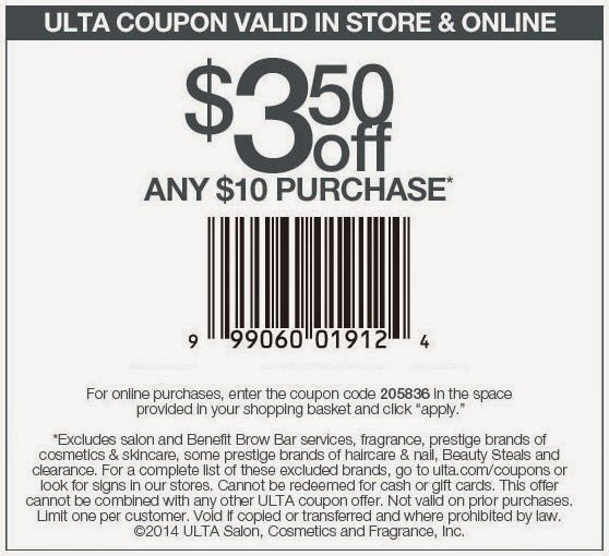 Coupons ulta hair salon
