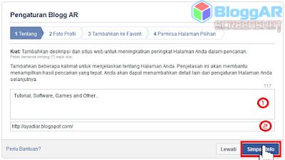 Cara Membuat Fanspage Facebook Lengkap Terbaru