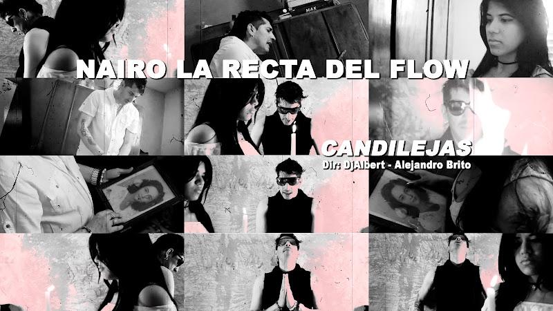 Nairo La Recta del Flow - ¨Candilejas¨ - Videoclip - Dirección: Dj Albert - Alejandro Brito. Portal Del Vídeo Clip Cubano. Reggae romántico. Cuba.