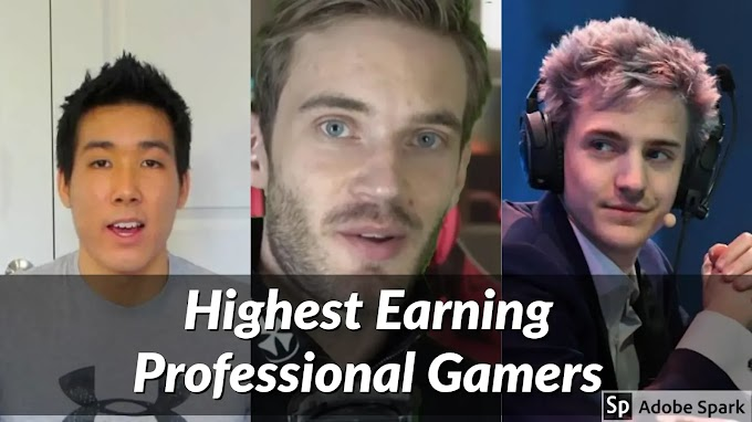 Top 10 Highest Earning Professional Gamers in 2019!