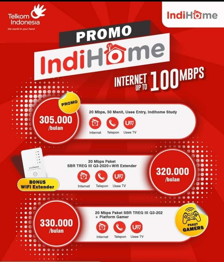 Indihome Cirebon Langsung Pasang Indihome Bandung Langsung Pasang