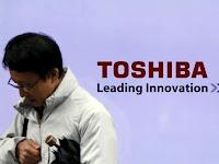 Wah, Toshiba Menyerah Jual Laptop