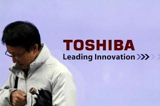 Toshiba Menyerah Jual Laptop