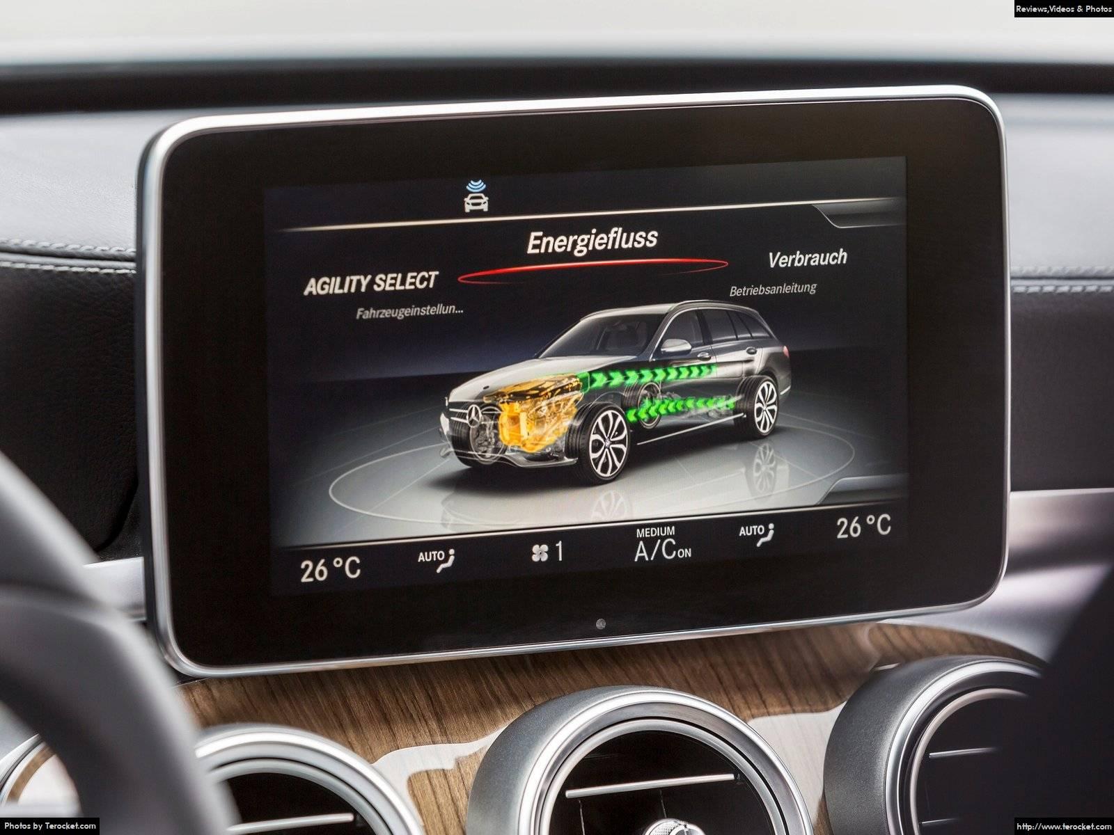 Hình ảnh xe ô tô Mercedes-Benz C350 Plug-In Hybrid Estate 2016 & nội ngoại thất