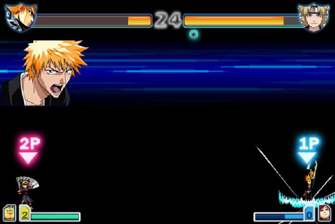 Bleach Vs Naruto 2.9 - Chơi game Naruto 2.9 4399 trên Cốc Cốc f