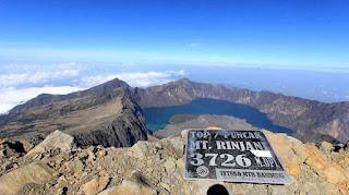 Geopark Rinjani, Warisan Indonesia Untuk Dunia