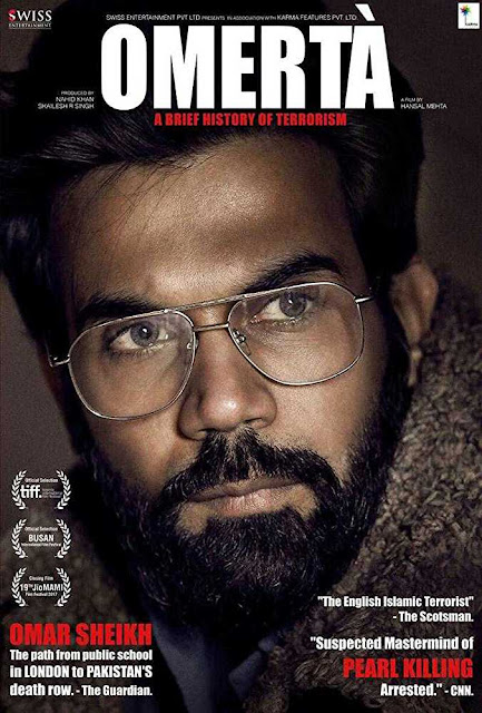 Poster Omerta 2018 Full Movie Download Hindi HD 720p