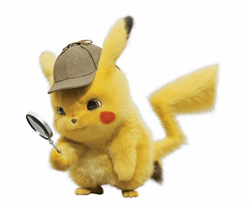 Detective Pikachu Movie Story 2019