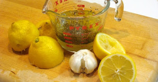 Lemon And Garlic